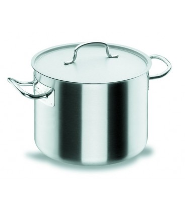 Low stock pot with lid Chef-Classic of Lacor