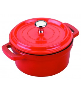 Cast aluminium Lacor Mini Lidded casserole