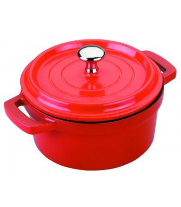 Cast aluminium Lacor Mini Lidded casserole
