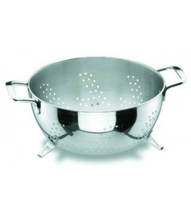 Colander with stand Lacor Gourmet