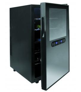 Cabinet cooler dual camera Black Line