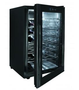 Armario Refrigerador Eléctrico Black Line 28 Botellas de Lacor