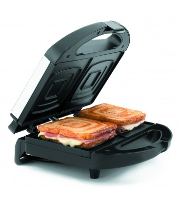 Square Lacor sliced electric sandwich maker