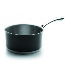 Saucepan straight Black Lacor