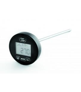 Termómetro Multiusos con Alarma de Lacor