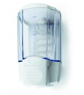 Lacor acrylic wall soap dispenser