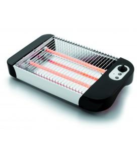 Grille-pain électrique horizontal de Lacor