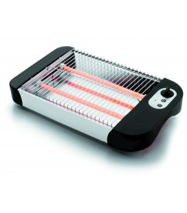 Horizontal electric toaster from Lacor