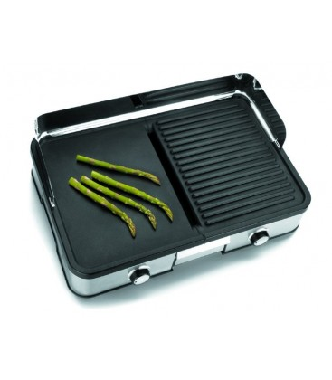 Lacor electric double Grill plate