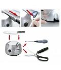 Afilador de cuchillos eléctrico de 60w de Lacor