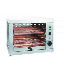 3000W double grill rôtissoire électrique Lacor Horizontal