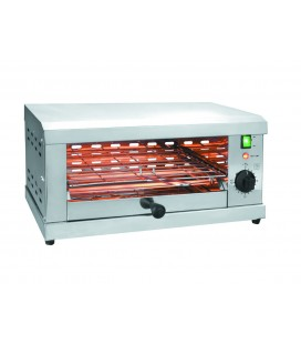 Grille-pain électrique horizontal, Grill Simple 2000W de Lacor