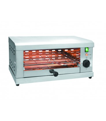 Tostador Eléctrico Horizontal Parrilla Simple 2000W de Lacor