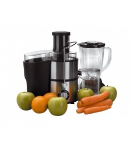 Blender + Lacor stainless Mini Mixer
