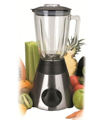 Blender with glass pitcher 1.5 L 500W of Lacor