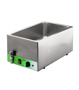 Bain-Marie electric Gastronorm 1/1 of Lacor
