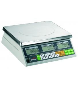 Balance électronique basé Lacor carré