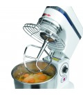 Kneader mixer with Bowl Lacor professional