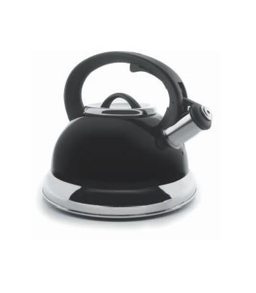 Sifflement litres bouilloire noir 2,5 de Lacor