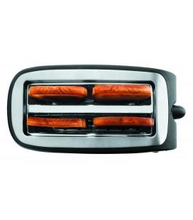Grille-pain double longue fente de Lacor