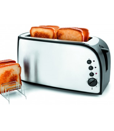 Toaster double long slot of Lacor