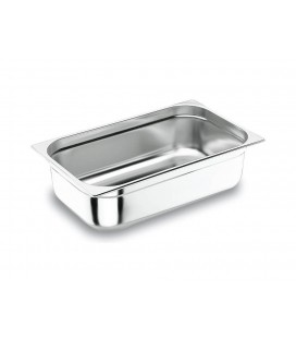 Tray Gastronorm 1/1 stainless of Lacor