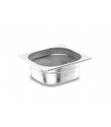 Tray GN 1/4 Stainless of Lacor