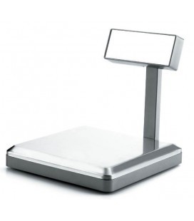 From Lacor stainless electronic kitchen scale