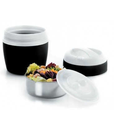 Thermos food black Lacor
