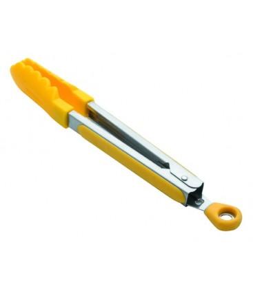 Pinza nylon amarilla de Lacor