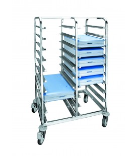 Truck isothermal pastry ladder for 20 units of Lacor
