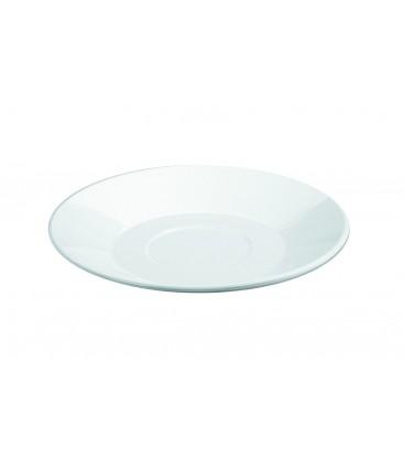 Le petit déjeuner plat en polycarbonate Lacor