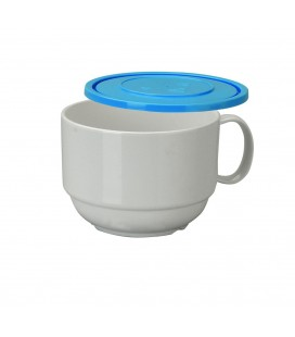 Cup breakfast Lacor polycarbonate