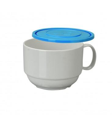 Polycarbonate de tasse petit-déjeuner Lacor