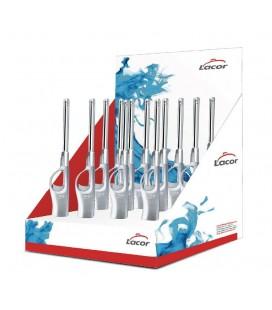 Caja display encendedor cocina 12 piezas de Lacor
