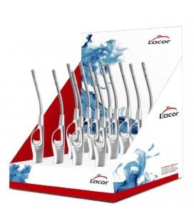 Caja display encendedor flex cocina 12 piezas de Lacor