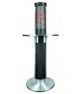 Pieds et chauffage électrique Lacor table