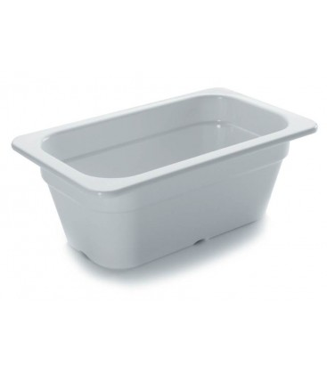 Tray melamine gastronorm 1/4 of Lacor