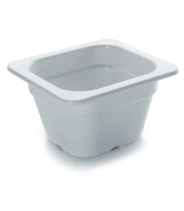 Tray melamine gastronorm 1/6 of Lacor