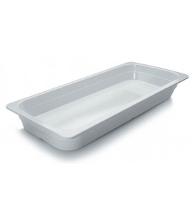 Tray melamine gastronorm 2/4 of Lacor