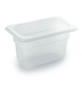 Pail polypropylene gastronorm 1/9 of Lacor