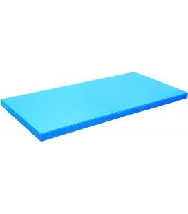 Board cutting polyethylene Hd Gastronorm 1/2 blue of Lacor