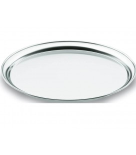 Tray stainless waiter 18% Cr of Lacor