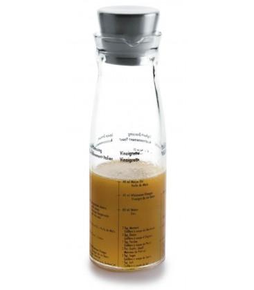 Bottle preparation Lacor dressing