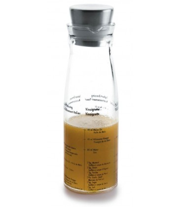 Bouteille de vinaigrette Lacor préparation