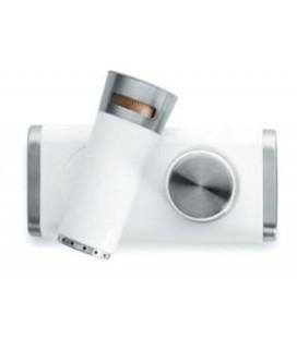 Dispositif trembleur de sel poivre « Blanc » de Lacor