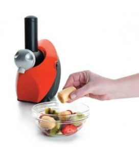 Machine for ice cream in fruit of Lacor