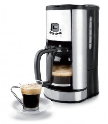Lacor programmable drip coffeemaker