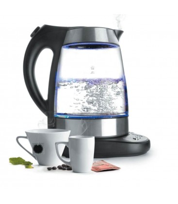 Electric glass Kettle 1.7 Lt 2200W of Lacor