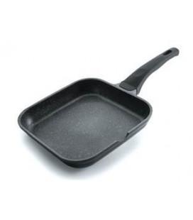 Grill lisse en aluminium coulé ECO-PIEDRA lacor